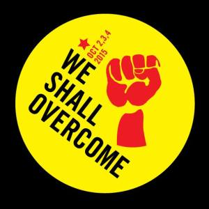 We Shall Overcome logo