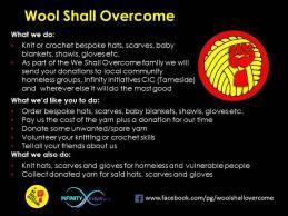 Wool Shall Overcome 1