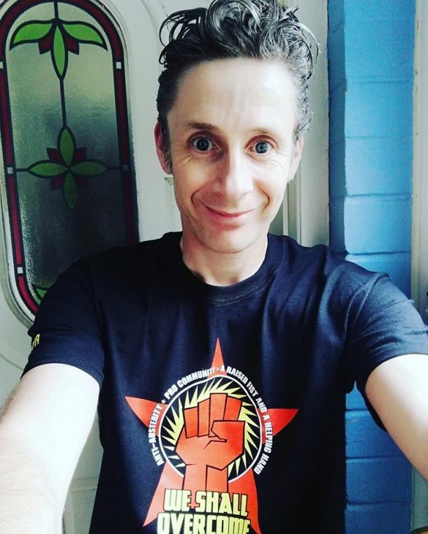 Joe in T-Shirt
